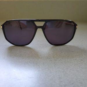 Accessories - Vintage Sunglasses Aviator Black